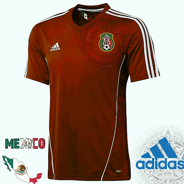 Mexico Third Shirt