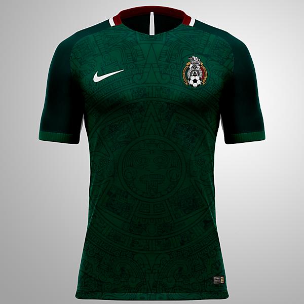 Mexico x Nike / Aztec Jersey