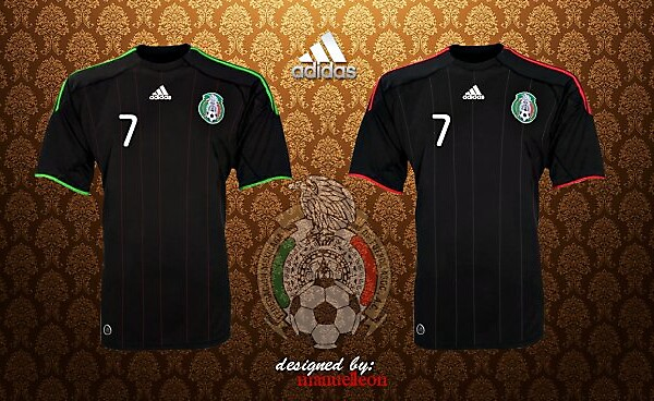 Mexico\'s possible away WC 2010