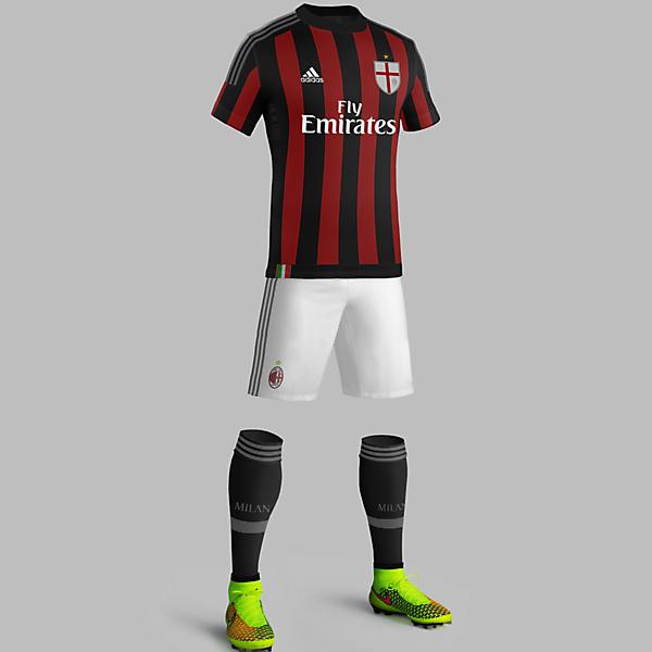 Milan home 2015/16