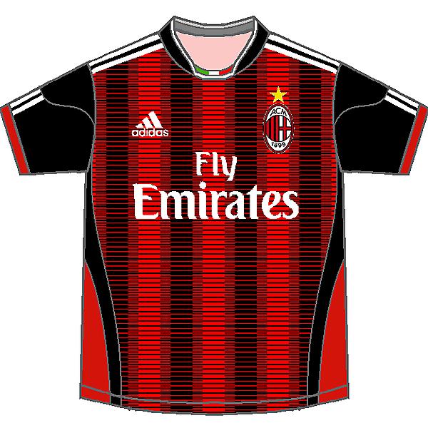Milan Home kit