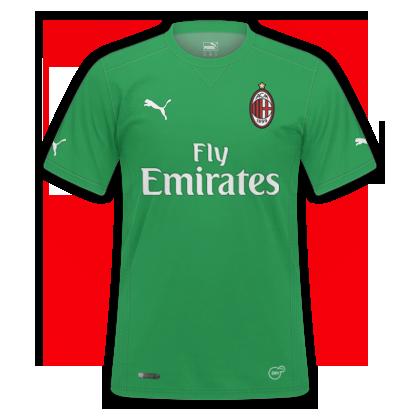Milan Puma GK