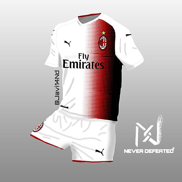 Milan x Puma Away Kit