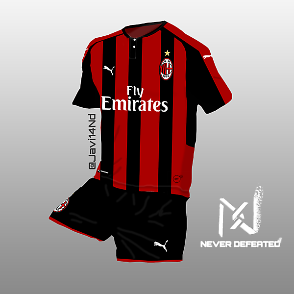 Milan x Puma Home Kit