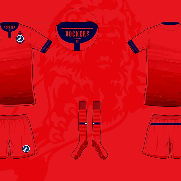 Millwall FC away kit