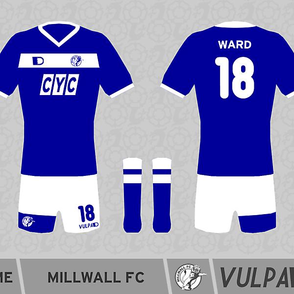 Millwall Home Kit