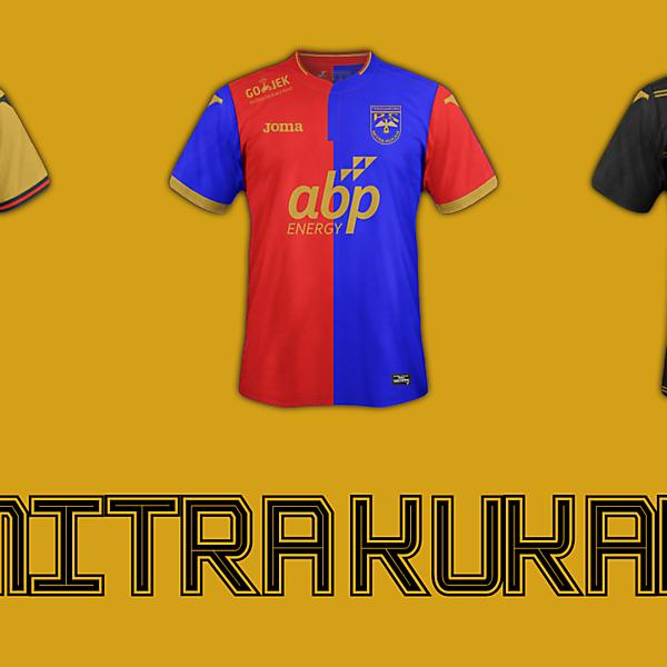 Mitra Kukar (Indonesia) Fantasy Kit