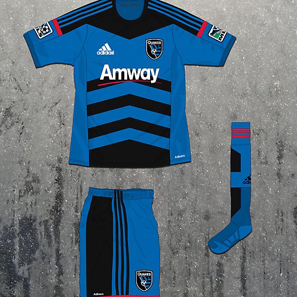 MLS // San Jose Quakes
