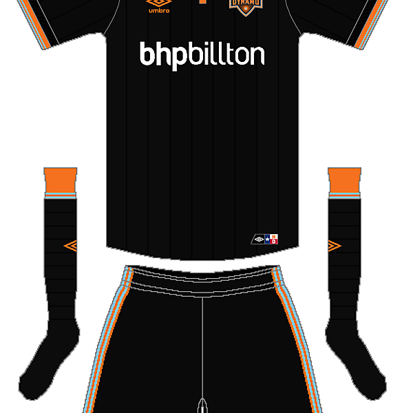 MLS x Umbro - Houston Dynamo Away