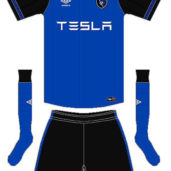 MLS x Umbro - San Jose Quakes Home