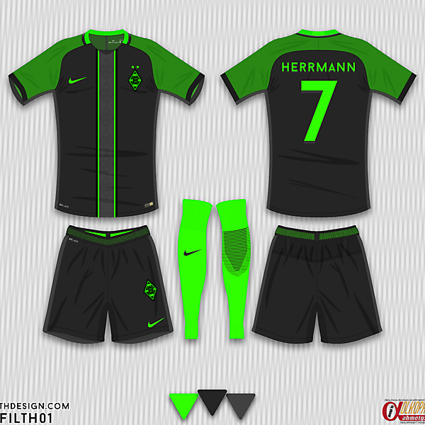 Mönchengladbach x Nike