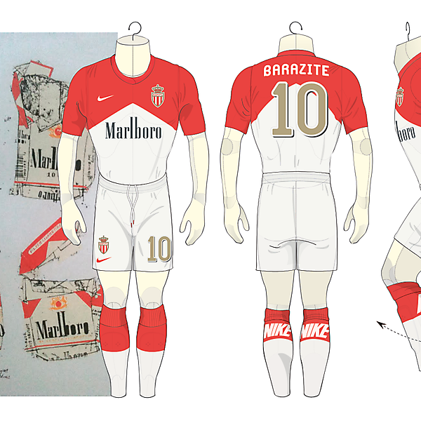 If Marlboro sponsored Monaco