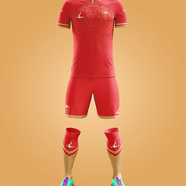 Montenegro - Home