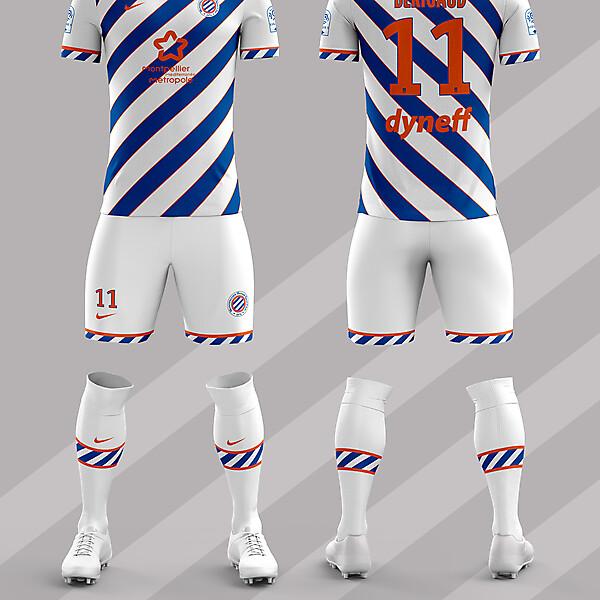 Montpellier HSC Away Kit