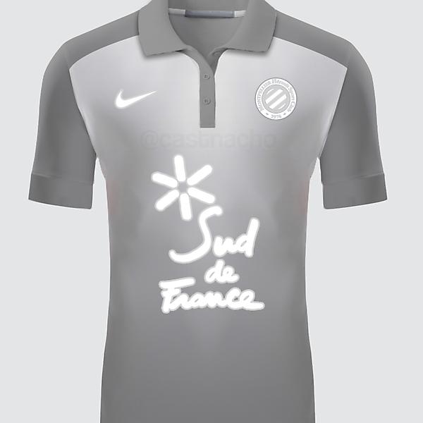 Montpellier HSC Nike Third Kit 2016/17
