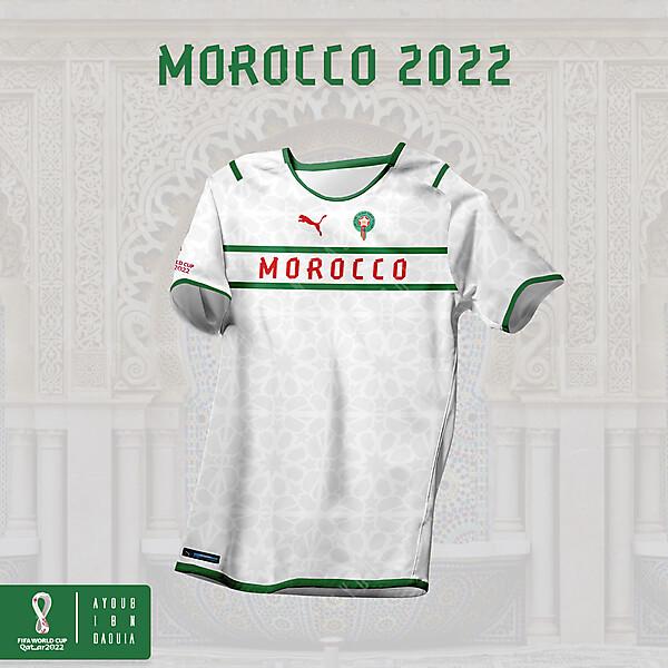 MOROCCO KIT AWAY