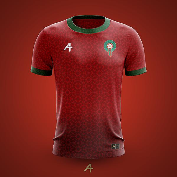 Morocco kit concept