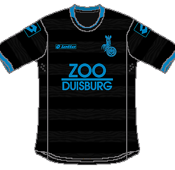 MSV Duisburg Lotto Away