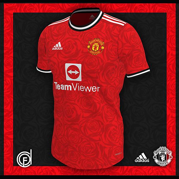 MUFC X Adidas