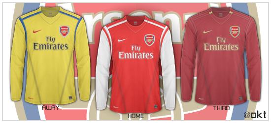 Arsenal / Nike2