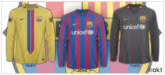 Barcelona / Nike2