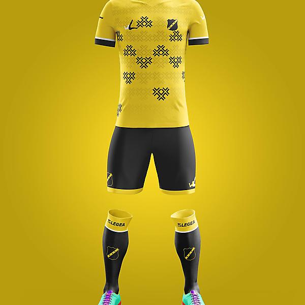 NAC Breda - Home kit