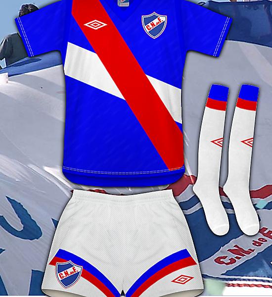 Nacional Away