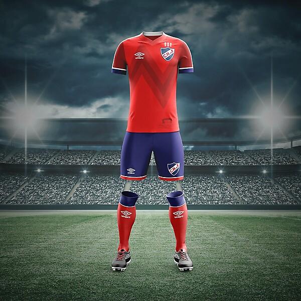 @Nacional @Umbro 2017 away kit