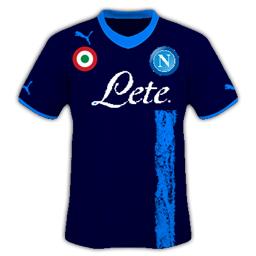Napoli Puma Away
