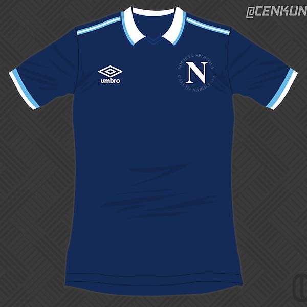 Napoli 15-16 Away