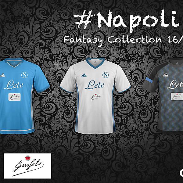 Napoli Adidas Concept