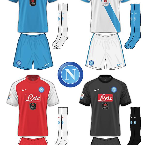Napoli Nike