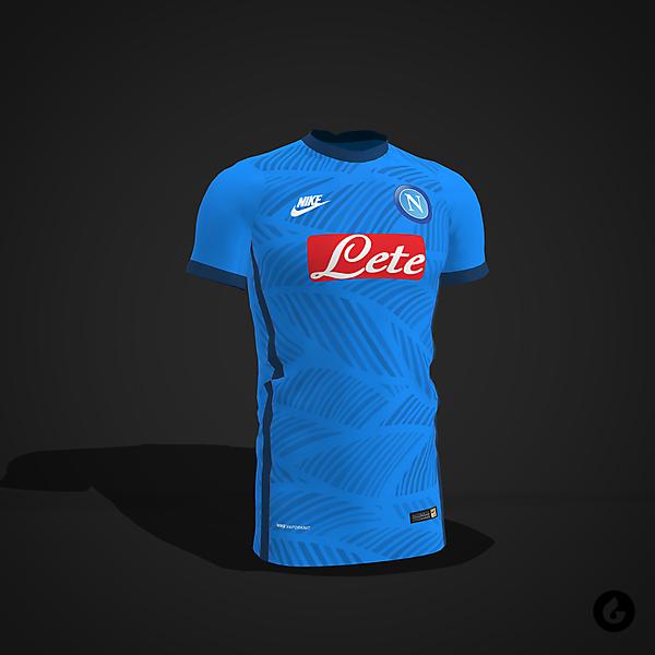 Napoli x Nike Concept Kit