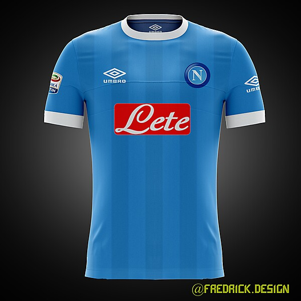 Napoli x UMBRO design