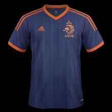 Netherlands Adidas Away Concept