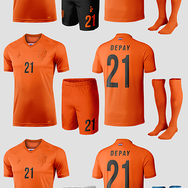 Netherlands Kit Combos
