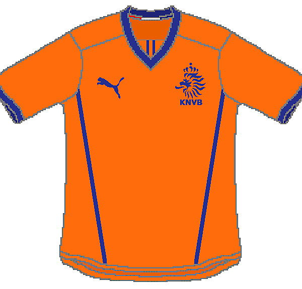 Netherlands Puma Home
