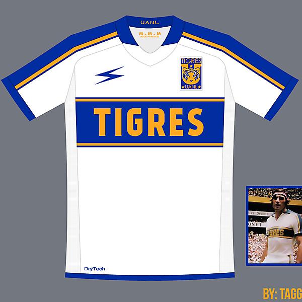 Tigres UANL Third Kit