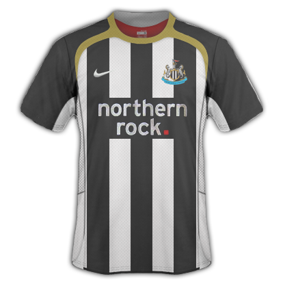 Newcastle Home 2010/11
