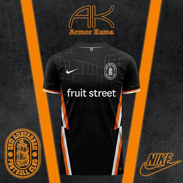New Amsterdam FC Nike Home Kit