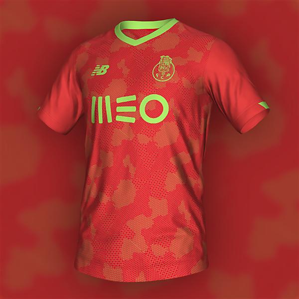 new balacne FC Porto Away Shirt Concept