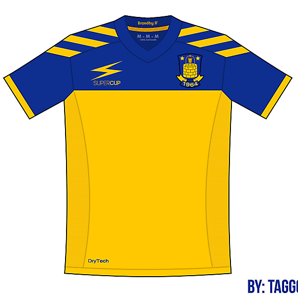 Brondby IF Home Kit