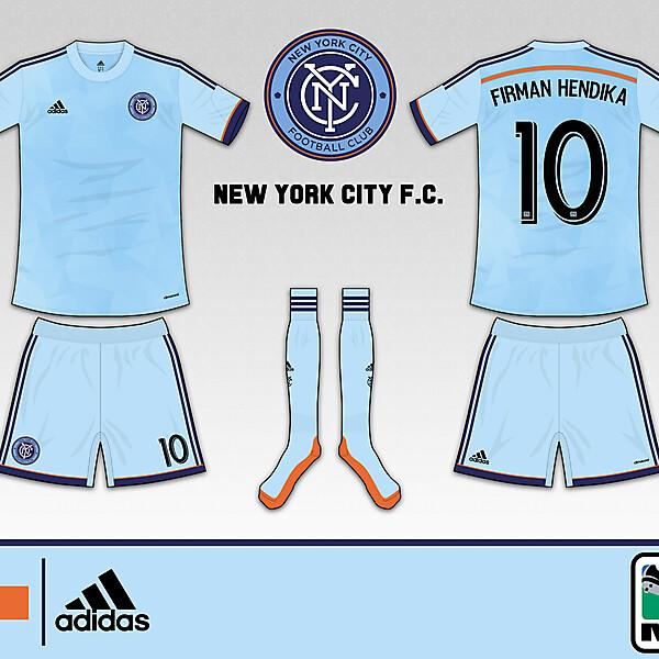 New York City F.C. Home