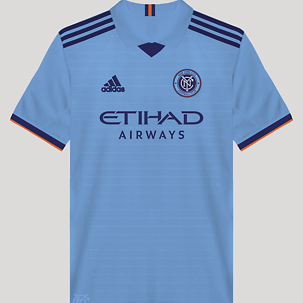New York City FC Home Kit