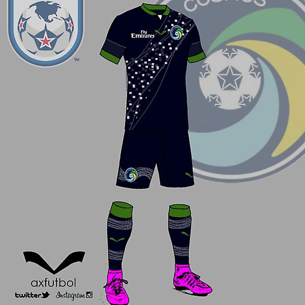 New York Cosmos away kit
