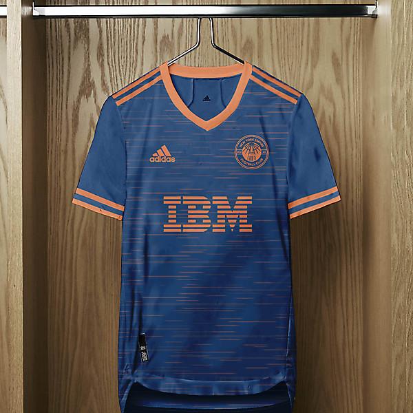 New York Empire Third Shirt
