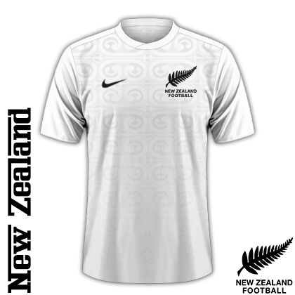 NEW ZAELAND - NIKE