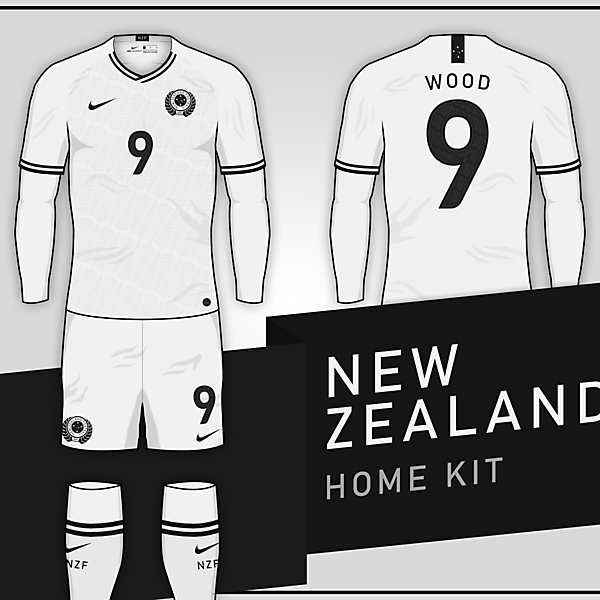 New Zealand | Home Kit