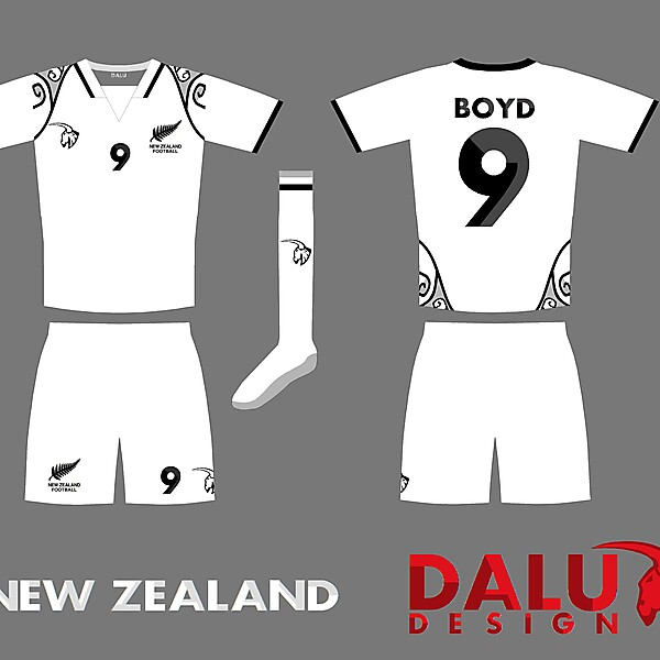 New Zealand WC Competition