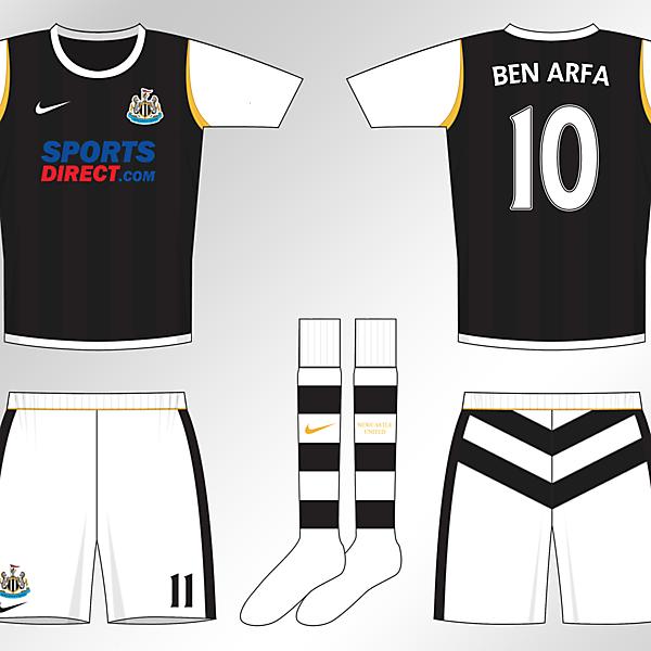 Newcastle United fantasy